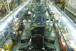 کاهش تولید در ایران خودرو خراسان