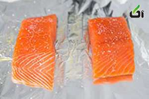 طرز تهیه ماهی سالمون با انبه و آووکادو, انواع طبخ ماهی, نحوه پخت ماهی سالمون
