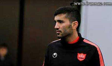 ناراحتی مادر بازیکن ایران را شوکه کرد + تصویر