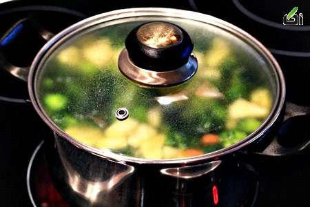 طرز تهیه سوپ سبزیجات, پخت سوپ های رژیمی, طرز تهیه سوپ گیاهخواران