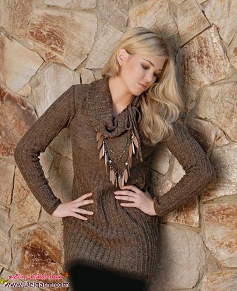 لباس زمستانی خانمها