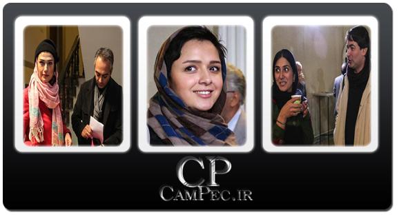 عکس های بازیگران در مجمع عمومی انجمن بازیگران خانه سینما