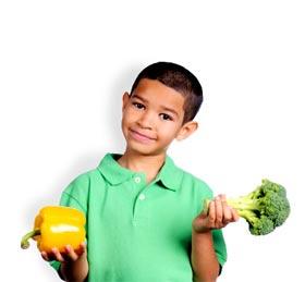 آشنایی با غذای سالم و مفید