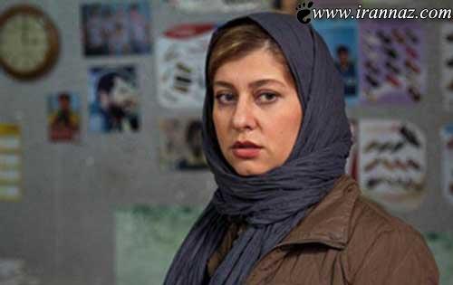 نقش آفرینی دختر علی پروین در این فیلم + تصویر