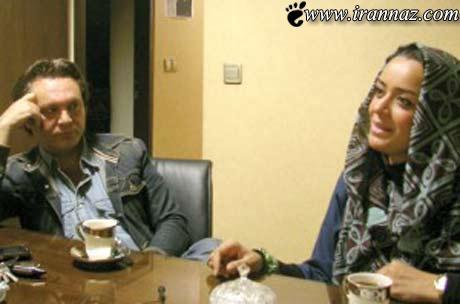 خواننده شدن بازیگر زن ایرانی مشهور + تصویر
