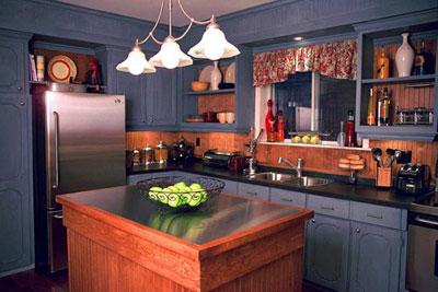 8 نکته بسیار مهم در آشپزخانه های کوچک!!!!!!!