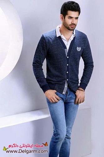 لباس پاییزی مردانه جدید