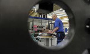 "شاخص ""تولیدات صنعتی"" حوزه یورو کاهش یافت"