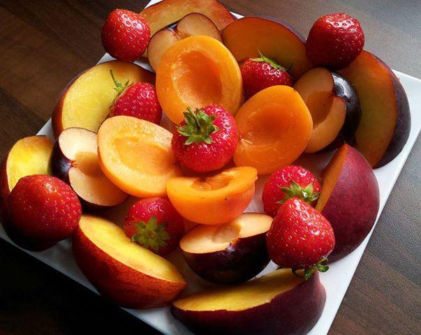 روزانه چقدر میوه بخوریم