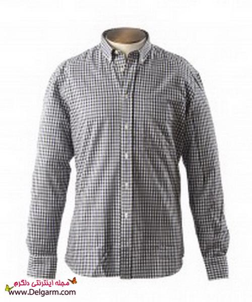 مدلهای متنوعی از پیراهن های مردانه
