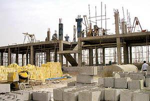 رکود بازار مصالح ساختمانی در اصفهان