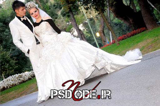 عکس عکاسی2 فیگور عروس داماد