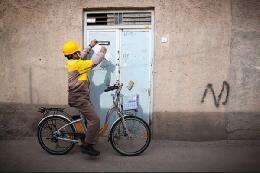وسیله جدید برقی در سیرجان+تصاویر