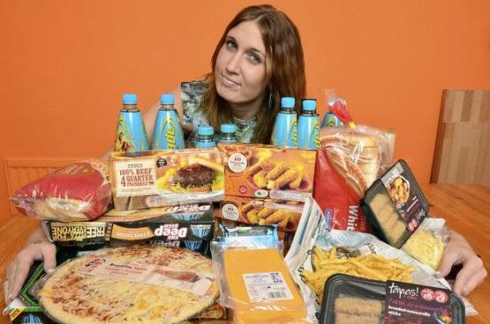 زنی که 16 سال غذاهای سالم نخورده است + عکس