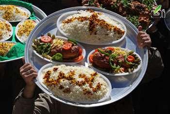 غذای نذری, تغذیه سالم, سلامت غذاهای نذری