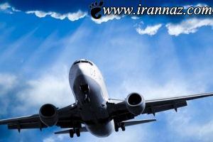خبر ناراحت کنند آتش سوزی هواپیمای ایران + تصویر