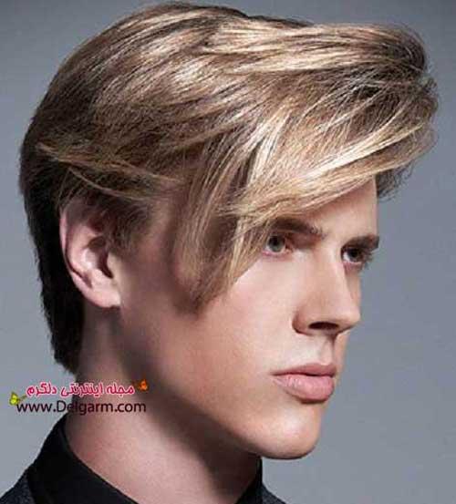 جدیدترین مدل های مو برای پسران و مردان مشکل پسند
