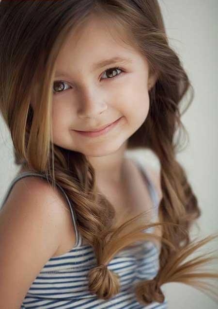 مدل مو ویژه دختر کوچولوها (عکس)