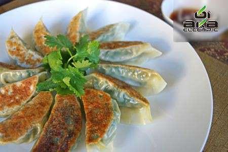 جیوزا، غذای محبوب ژاپنی با طعم میگو – طرز تهیه