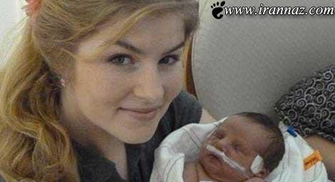 بالاخره فرزند 19 این خانواده به دنیا آمد + تصویر