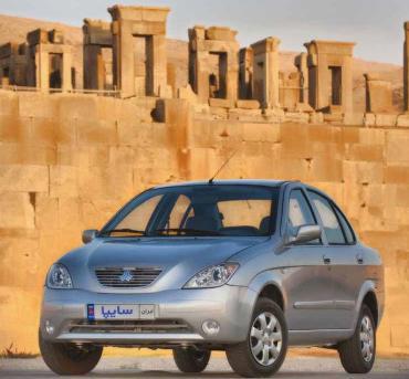 افزایش ۷۲ درصدی تولید خودرو تیبا درسایپا