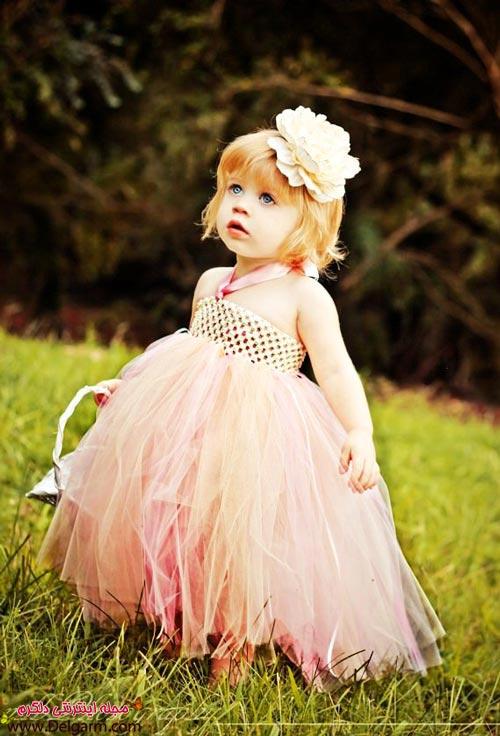 لباس عروس پرنسسی 2014