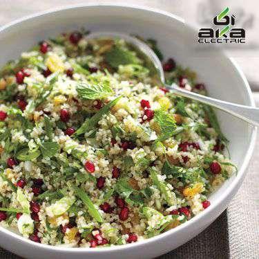 ویژه یلدا: طرز تهیه خوراکیهای متنوع با انار شب یلدا,آشپزی,انار