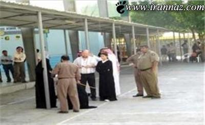 به غیرت این زن عرب چه امتیازی میدهید؟ + تصویر