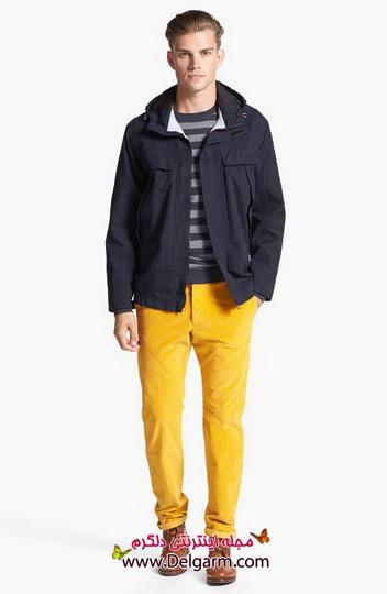 جدیدترین مدل های لباس اسپرت پسرانه برای فصل سرما
