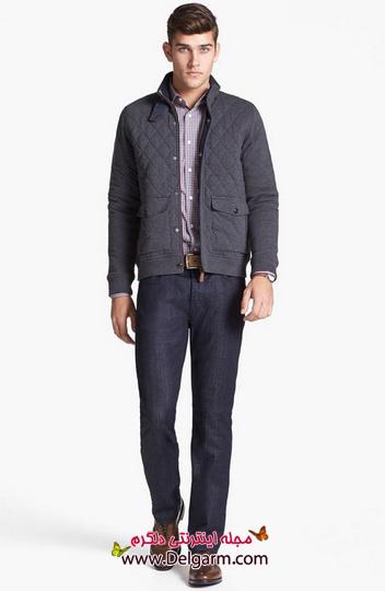 جدیدترین مدل های لباس اسپرت مردانه برای فصل زمستان
