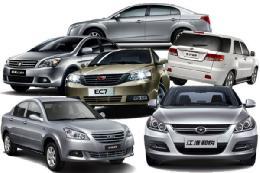 قیمت انواع خودرو چینی