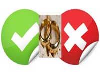 za4 1498 انگیزه های غلط برای ازدواج کردن