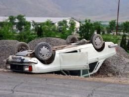 کاهش تصادف در بزرگراههای جنوب شهر