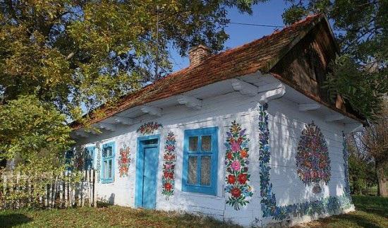 جالب ترین خانه ها دنیا در این روستا + عکس