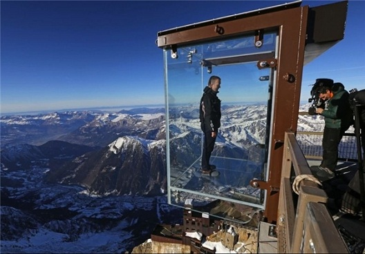 مرگ را در ارتفاع 3900 متری تجربه کنید + تصاویر