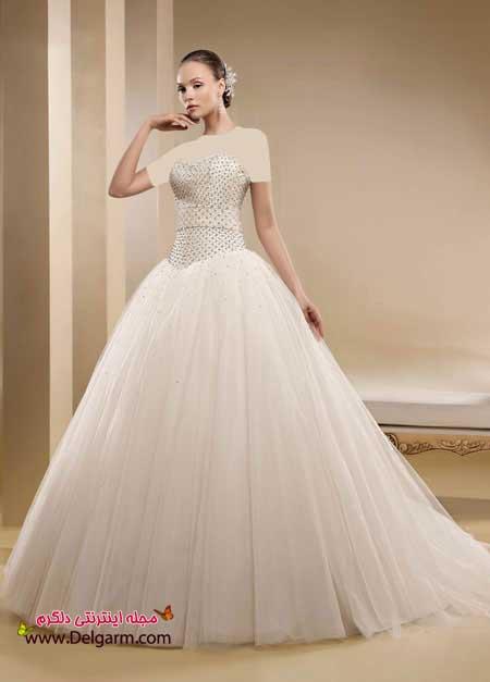 مدل لباس عروس و لباس نامزدی -گروه هشتم
