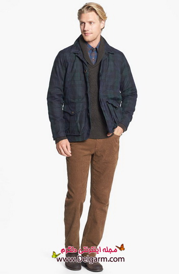 مدل لباس آقایان زمستان 2014