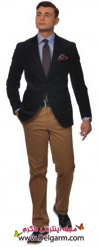 جدید ترین ها از کت و شلوارهای اسپرت مردانه