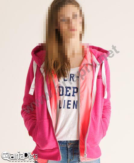 مدل سیوشرت دخترانه جدید