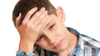 علل سردرد کودکان