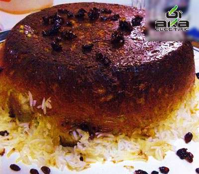 انواع غذاهای شیرازی (۱) – طرز تهیه