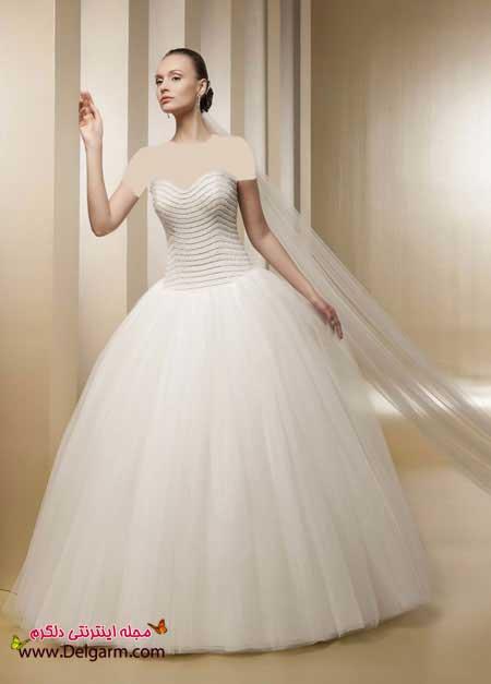 مدل لباس عروس و لباس  نامزدی