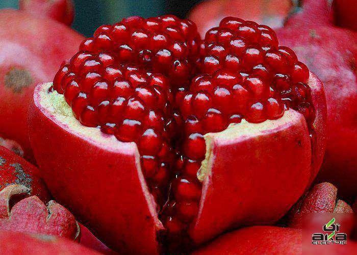 تزیین انار،تزیین کردن،خوردن انار،خانواده،سفره آرایی،انار،شب یلدا