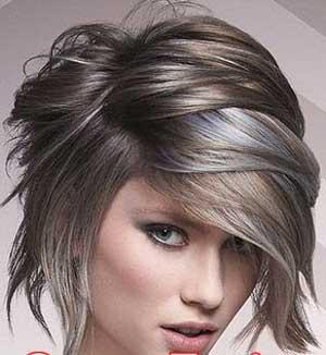 مدل مو و رنگ مو در سال 2014