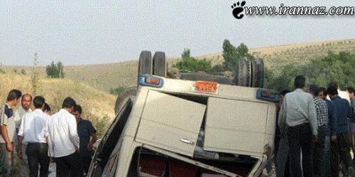 زنده شدن این مرد پس از تصادف مرگبار + تصویر