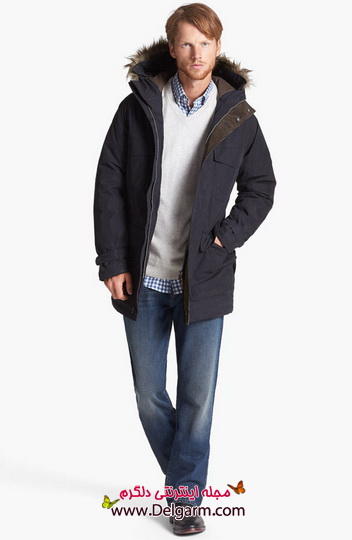 مدل لباس مردانه زمستان ۲۰۱۴