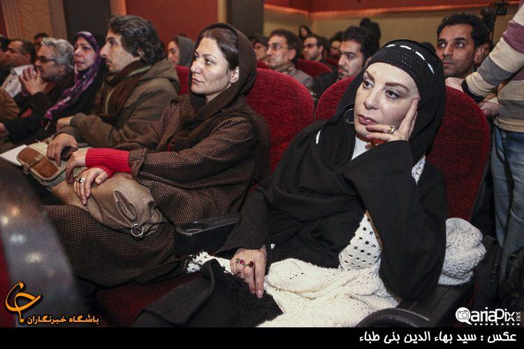 دیدار بازیگران و سینماگران با وزیر کشور