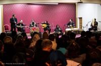 کنسرت شهرام ناظری در قونیه (برای بزرگنمایی تصویر کلیک کنید)