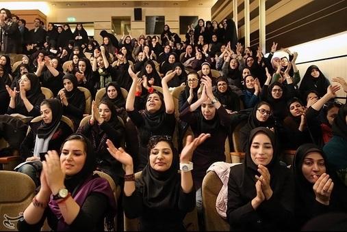 حواشی سخنرانی روحانی در دانشگاه