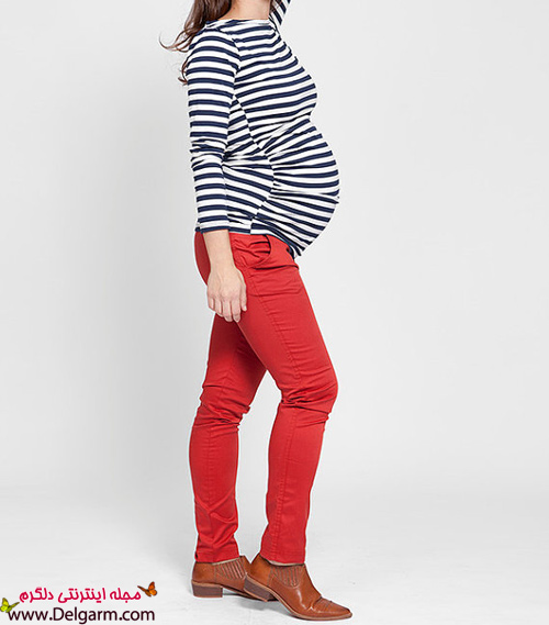 لباسهای حاملگی + عکس